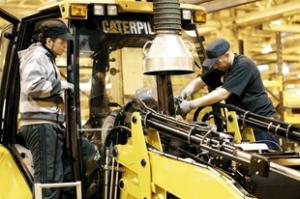 Caterpillar and Lean Manufactoring