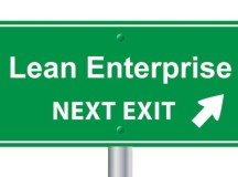 Lean Manufacturing… Next Exit