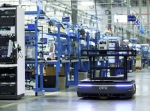 Self-Driving Vehicle Helps GE with Lean Manufacturing