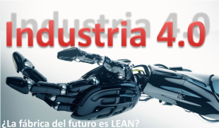 Lean Manufacturing and Industry 4.0